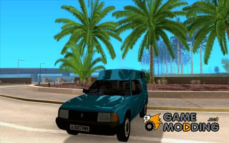 АЗЛК 2901 for GTA San Andreas