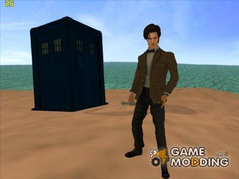Одиннадцатый Доктор Кто для GTA San Andreas