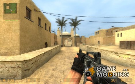 M4a1 fresh skin! for Counter-Strike Source