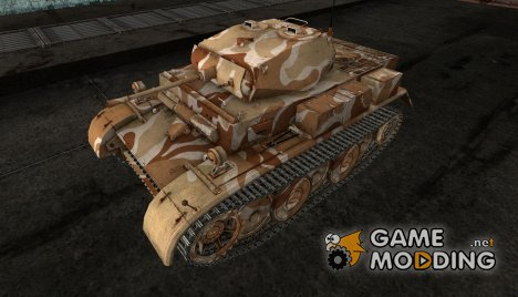 PzKpfw II Luchs xSync 2 for World of Tanks