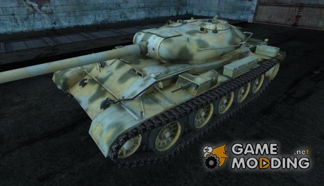 T-54 Chep 2 для World of Tanks
