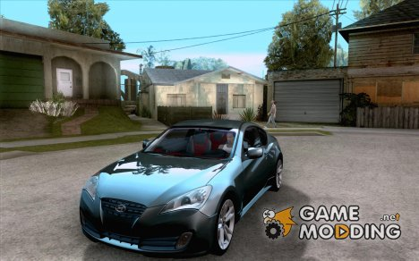Hyundai Genesis Coupe for GTA San Andreas