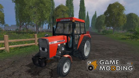 Ursus 4512 for Farming Simulator 2015