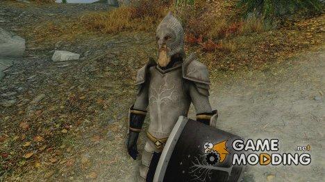 Gondor Armor для TES V Skyrim