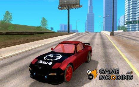 Mazda RX-7 Drifter for GTA San Andreas