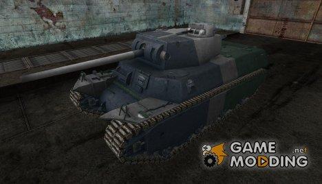 T1 hvy от Nathaniak для World of Tanks