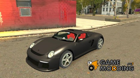 RUF CTR3 for GTA 4