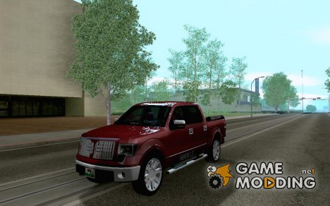Lincoln Mark LT 2012 for GTA San Andreas