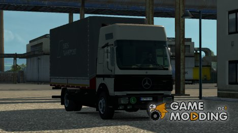 Mercedes 1853 for Euro Truck Simulator 2