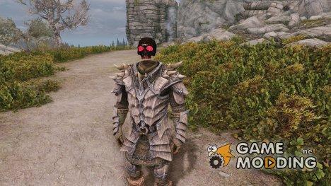 Shadow Skull helm for TES V Skyrim