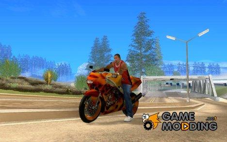 NRG 700 SJ for GTA San Andreas