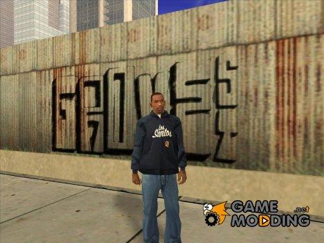 Толстовка Лос-Сантос для GTA San Andreas