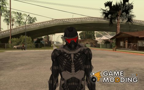 Crysis Nano Suit for GTA San Andreas