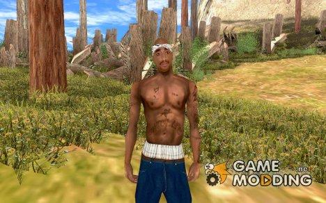 2Pac for GTA San Andreas