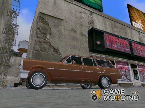 DMagic1 Wheel Mod 3.0 for GTA 3