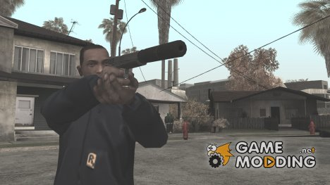 HD Silenced (With HQ Original Icon) для GTA San Andreas