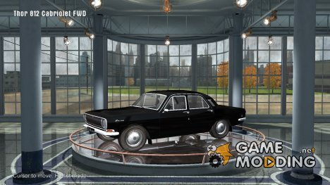 GAZ 24 for Mafia: The City of Lost Heaven