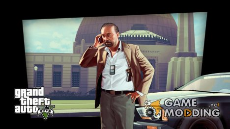 GTA V Loading Screens for GTA 4
