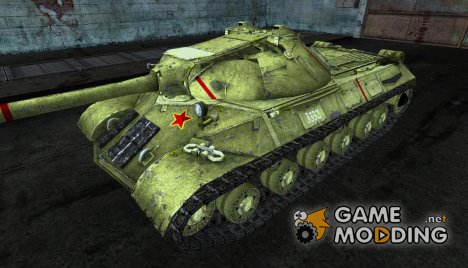 ИС-3 yakir666 для World of Tanks