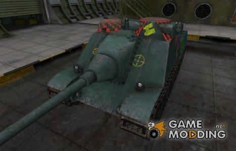 Качественные зоны пробития для AMX AC Mle. 1946 for World of Tanks