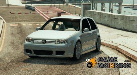 Volkswagen Golf MK4 R32 v1.1 for GTA 5