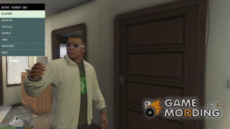Native trainer для GTA 5