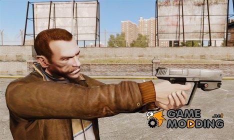 Пистолет M6G Magnum v2 для GTA 4