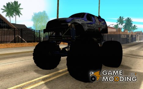 Monster Truck Bounty Hunter Final для GTA San Andreas
