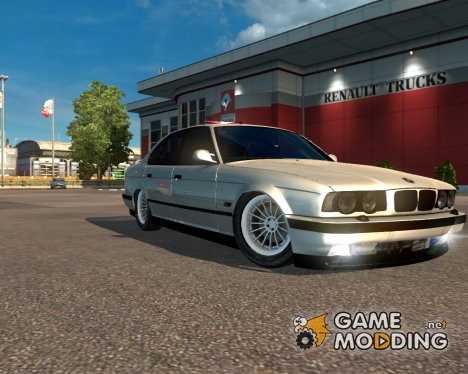 BMW E34 Tuna for Euro Truck Simulator 2