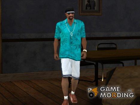 Рубашка Томми for GTA San Andreas
