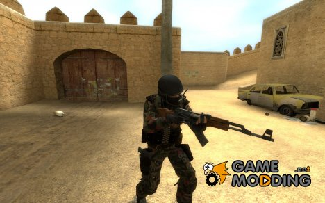 DarkElfa's Battle Royale II CT v.2 для Counter-Strike Source