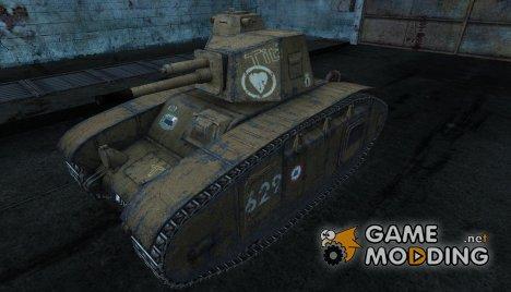 Шкурка для BDR G1B для World of Tanks