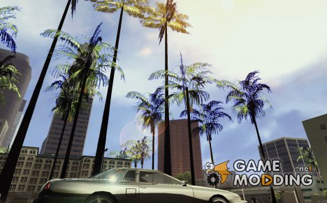 Графический пак для средних пк for GTA San Andreas