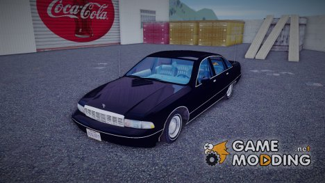 Chevrolet Caprice Classic 1991 v2.0 for GTA 3