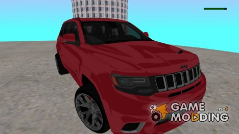Jeep SRT 8 TrackHawk for GTA San Andreas