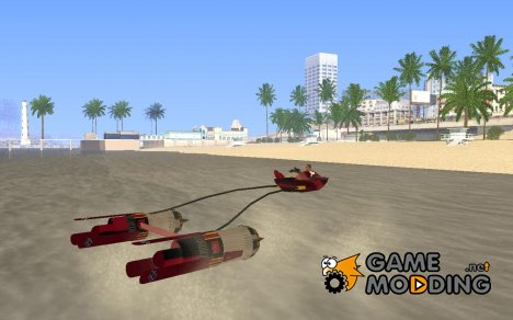 Podracer v1.0 for GTA San Andreas