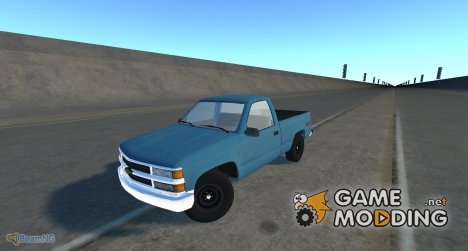 Chevrolet Silverado 1500 1994 for BeamNG.Drive