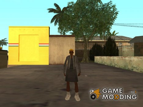 Скин из gta vc for GTA San Andreas
