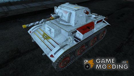 Шкурка для Tetrarch Mk.VII (Вархаммер) for World of Tanks