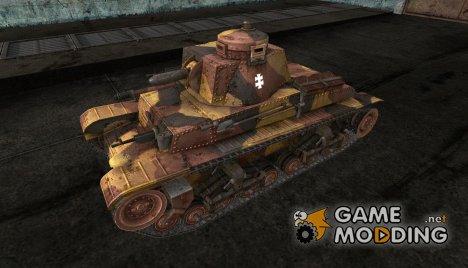 Лучшие шкурки для PzKpfw 35(t) for World of Tanks