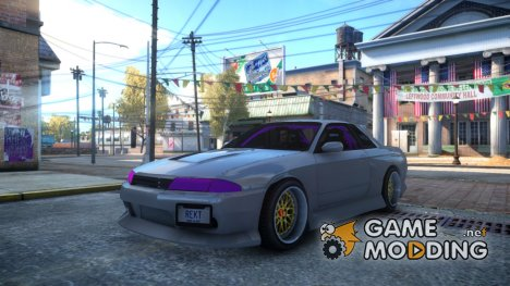 Nissan Skyline GT-R32 Origin Kit для GTA 4