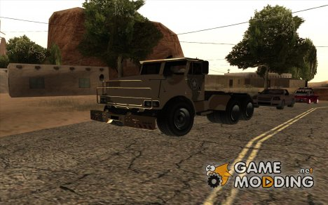 Barracks Semi из GTA 5 для GTA San Andreas