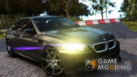 BMW M5 F10 Autovista for GTA 4