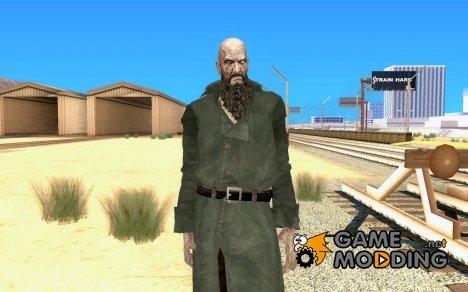 Биторес Мендес из RE4 для GTA San Andreas