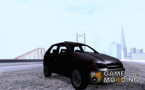 Fiat Palio 16v для GTA San Andreas