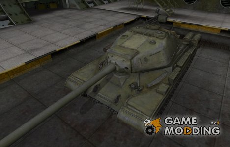 Слабые места ИС-4 for World of Tanks