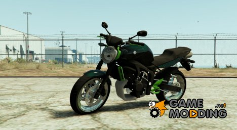 Yamaha FZ6 for GTA 5