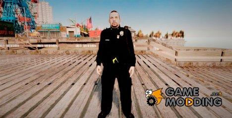 Новый полицейский для GTA 4