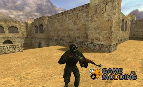 GIGN Splinter Cell Squad для Counter-Strike 1.6