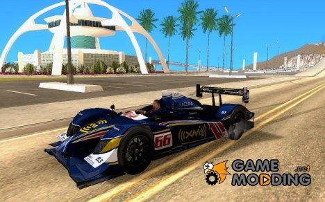 Acura ARX LMP1 for GTA San Andreas